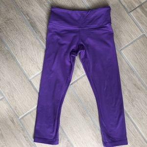 Lululemon Purple Yoga Pant